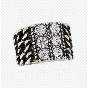 NWT Premier Designs Grand Ring Size 10
